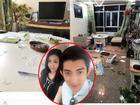 Phi Thanh Vân tung bằng chứng tố chồng đi bar dạt nhà, côn đồ phá phách uy hiếp vợ con
