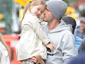 Đây là hành động đầu tiên của Beckham giữa scandal