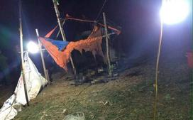Nghi án người đàn ông bị sát hại đốt xác phi tang đêm 30 tết ở Hà Nội
