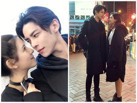 """Cặp đôi phim """"Nàng công chúa tôi yêu"""" Trương Dư Hi - Trần Bá Dung công khai hẹn hò"""