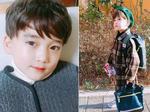 Chiêm ngưỡng nhan sắc những mẫu nhí đình đám nhất xứ Hàn