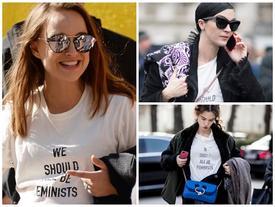 Không những rẻ hơn Gucci, mẫu áo thun của thương hiệu Dior cũng đang tạo nên cơn sốt không tưởng!