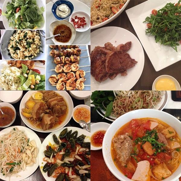 Ông xã Hà Tăng nói lời 'có cánh' khoe khéo tài nấu món Hy Lạp của vợ ảnh 2