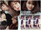 Bà ngoại U50 trẻ đẹp như con gái ở Bắc Giang