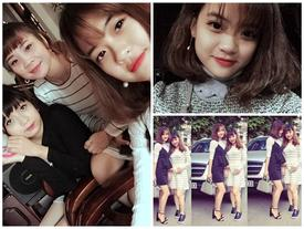 """Bà ngoại U50 trẻ đẹp như con gái ở Bắc Giang """"gây sốt"""" mạng"""