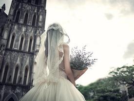 Một câu nói của vợ cũ trong ngày cưới khiến cô dâu sợ xanh mặt…