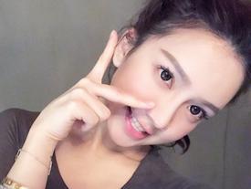 Nhan sắc đẹp như Angela Baby của bạn gái thiếu gia giàu nhất Thượng Hải