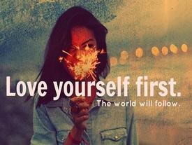 Thứ tình yêu tuyệt vời nhất trên đời này là yêu chính bản thân mình!