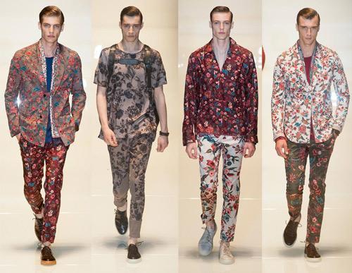 1391418770 1 Nam giới nên lựa chọn và mặc quần hoa như thế nào?