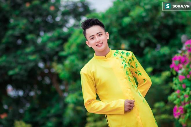 Nam sinh dân tộc Khmer khiến phái nữ rần rần chia sẻ vì quá điển trai - Ảnh 7.