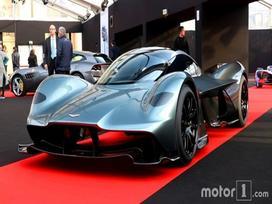 Cận cảnh siêu phẩm triệu đô Aston Martin AM-RB 001