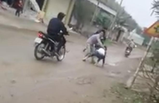 Thanh niên bắt vợ giữa đường ở Nghệ An không bị xử lý hình sự - Ảnh 3.