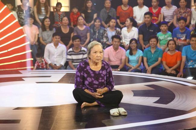 Cô gái Mường, cụ bà 73 trở lại và thua cuộc ở Thách thức danh hài - Ảnh 3.