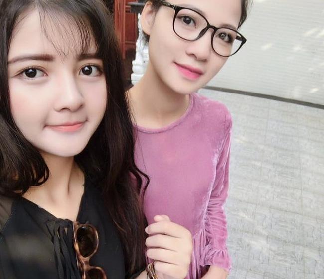 Lộ diện em gái cao 1m72, mặt xinh như búp bê của Hoa hậu Thể thao 2007 Trần Thị Quỳnh - Ảnh 2.