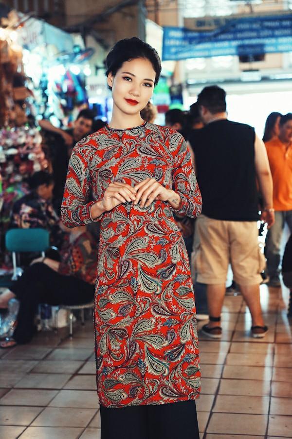 Lộ diện em gái cao 1m72, mặt xinh như búp bê của Hoa hậu Thể thao 2007 Trần Thị Quỳnh - Ảnh 1.