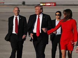 Ngôn ngữ cơ thể độc đáo chỉ có ở tổng thống Trump