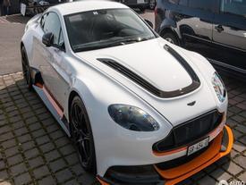 """""""Mãn nhãn"""" với vẻ đẹp của xe thể thao hàng hiếm Aston Martin Vantage GT12"""