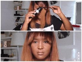 Tự cắt tóc mái và cái kết vừa buồn vừa phải cười