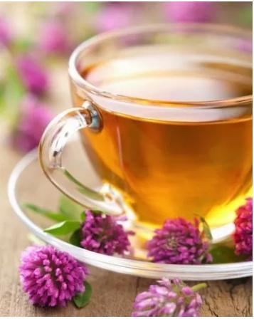 trà thảo mộc giúp làn da mịn màng hơn