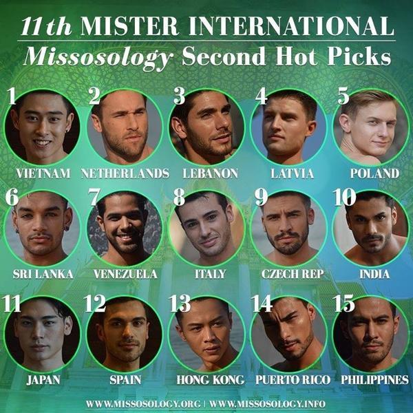 Sau phát ngôn 'áo dài để mặc đám ma', Tiến Đạt xếp hạng nhất tại Mister International 2017 - Ảnh 1