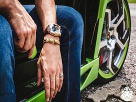 Siêu đồng hồ đặc biệt yêu thích của những nhà sưu tập siêu xe