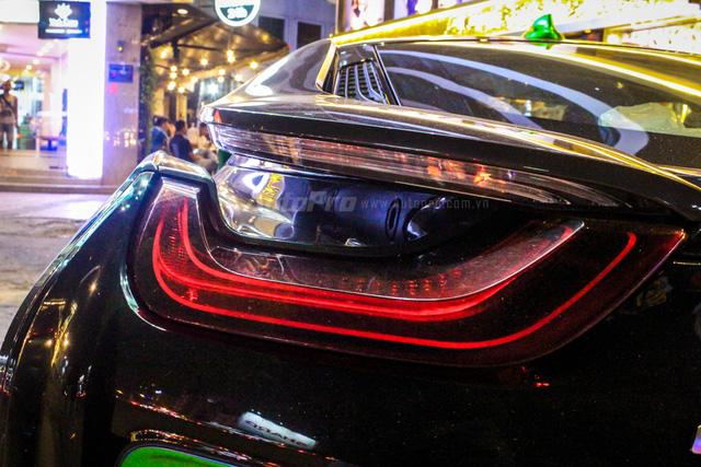 BMW i8 của thiếu gia Cà Mau xuất hiện tại Sài thành - Ảnh 13.