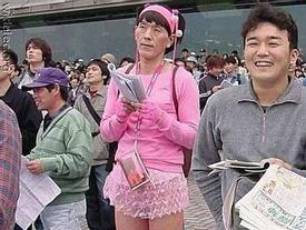 Ngỡ ngàng với loạt ảnh chỉ có thể thấy ở Nhật Bản