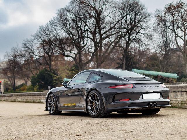 Porsche 911 R có 1 không 2 trên thế giới được rao bán với giá cao - Ảnh 8.
