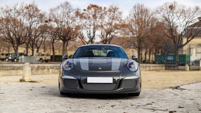 Porsche 911 R có 1 không 2 trên thế giới được rao bán với giá cao - Ảnh 3.