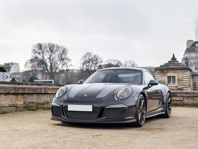 Porsche 911 R có 1 không 2 trên thế giới được rao bán với giá cao - Ảnh 1.