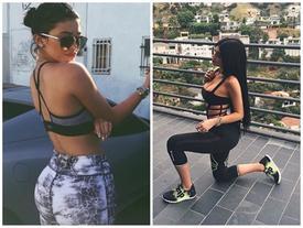 """Đến squat cũng phải """"chào thua"""" 5 động tác tăng cường vòng 3 cực khủng này"""