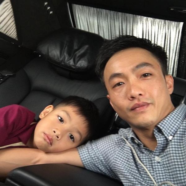 Mới tròn 7 tuổi, Subeo đã nịnh ba Cường 'đô la' ngọt lịm không thể đáng yêu hơn ảnh 4