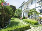 Ngắm biệt thự phong cách hoàng gia của Hồ Quỳnh Hương