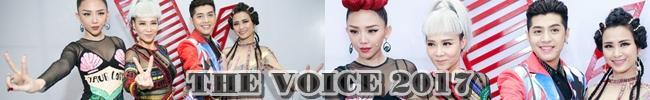 The Voice - Giọng hát Việt 2017