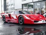 Siêu xe Ferrari FXX phiên bản đường phố duy nhất trên thế giới có giá