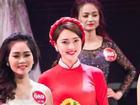 Nhan sắc lấn át dàn thí sinh hoa hậu, hot girl Nghệ An bất ngờ nổi như cồn