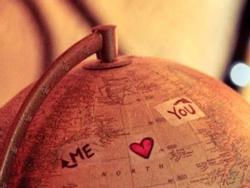 Valentine của những người yêu xa