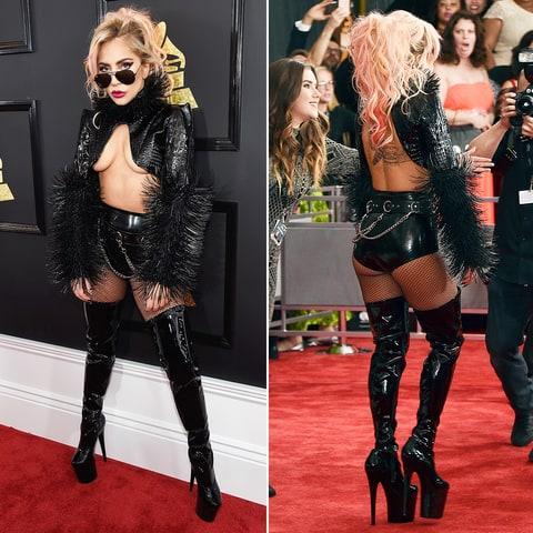 Lady Gaga Grammys 2017