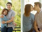 Quang Đăng bật mí nụ hôn tuyệt vời sau lần đầu tiên 'khóa môi' Thái Trinh