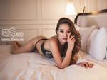 Lilly Nguyễn khiến người xem 'phát sốt' với bộ ảnh không thể 'nóng' hơn