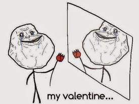 """Clip hài: Valentine không """"trọn vẹn"""" của các cô gái"""