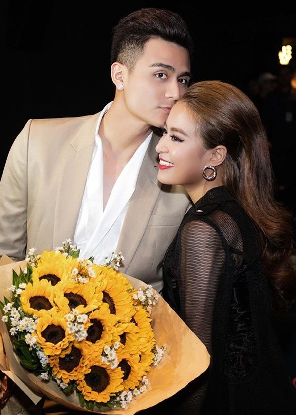 Vĩnh Thụy, Hoàng Thùy Linh hẹn hò Valentine ngọt ngào tại Mỹ