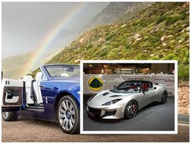 Top 5 siêu xe đáng chú ý vừa ra mắt thị trường Mỹ