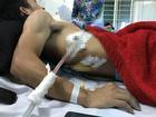 Thanh niên cứu người bị đâm thấu phổi: Triệu tập nghi can gây án