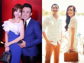 Không chỉ có Hari - Trấn Thành, nhiều cặp tình nhân sao Việt mặc đồ đôi cũng đẹp ngất ngây