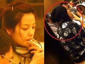 Loạt mỹ nhân Hoa ngữ tan nát hình tượng vì phì phèo hút thuốc