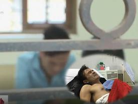 Vụ cứu người, bị đâm thấu phổi: Nghi phạm vẫn ra tay dù biết đó là người cứu bạn mình