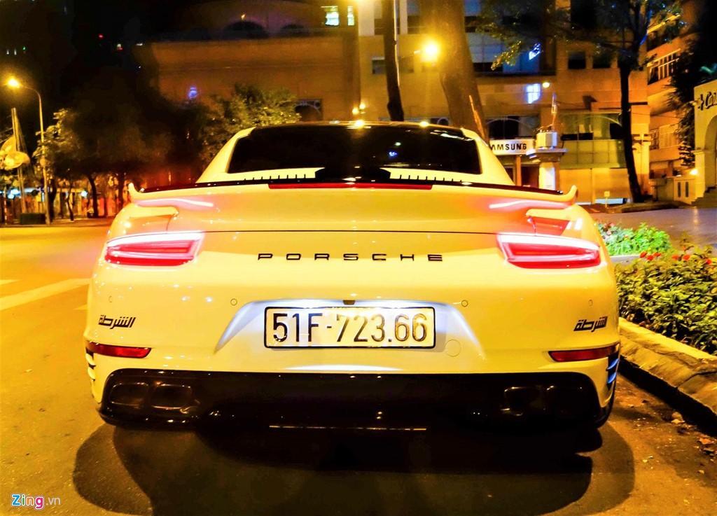 Porsche 'canh sat Dubai' va dan xe the thao Sai Gon di Thai hinh anh 3