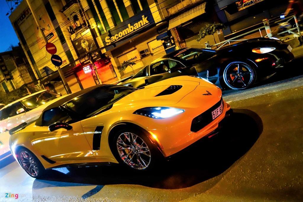 Porsche 'canh sat Dubai' va dan xe the thao Sai Gon di Thai hinh anh 6
