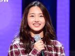 Cô gái 17 tuổi xinh đẹp, hát hay khiến cả Hàn Quốc mê mẩn